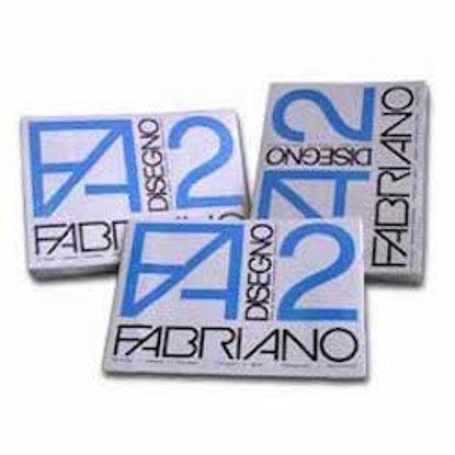 Immagine di Album Fabriano F2 liscio 24X33 10fg 110gr