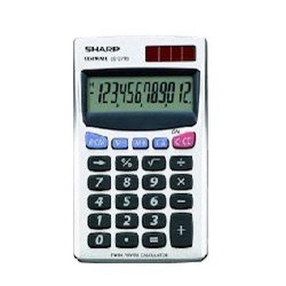 Immagine di Calcolatrice Sharp EL-379SB
