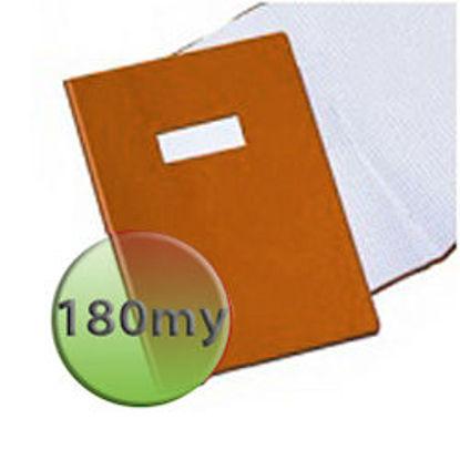 Immagine di Copertina per quaderni A4 180 micron marrone