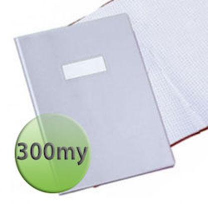 Immagine di Copertina per quaderni A4 300 micron bianca