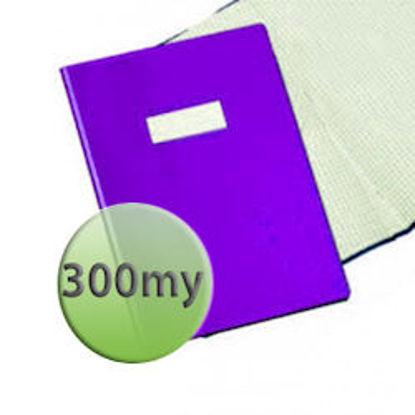 Immagine di Copertina per quaderni A4 300 micron lilla