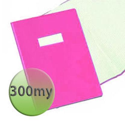 Immagine di Copertina per quaderni A4 300 micron rosa