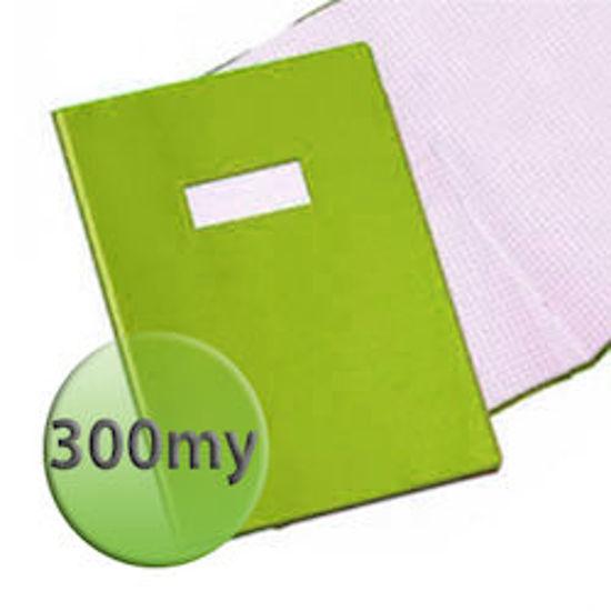 Immagine di Copertina per quaderni A4 300 micron verdino