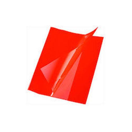 Immagine di Copertina per quaderni A5 180 micron rossa