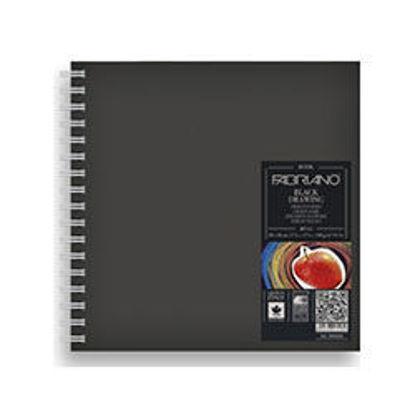 Immagine di Fabriano - Spiral Bound Sketchbook - 30X30cm - 80fg 110gr