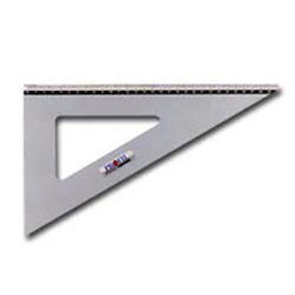 Immagine di Squadra 60° 35cm Arda Alluminio