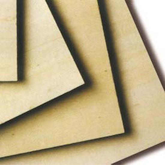 Immagine di COMPENSATO DI PIOPPO 30x40cm spessore 4mm