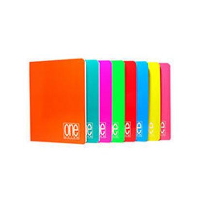 Immagine di Quaderno A6 One Color quadretti 5 mm